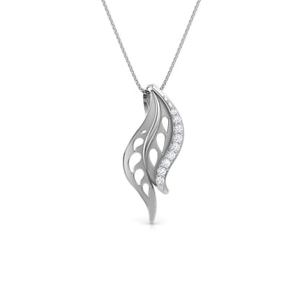 Enchant Platinum Pendant