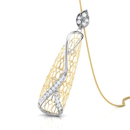 Callista Trellis Pendant