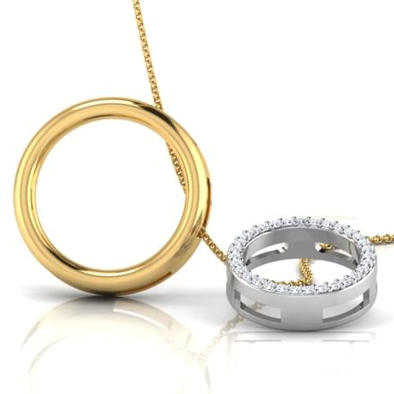Circle of Love 3 in 1 Pendant