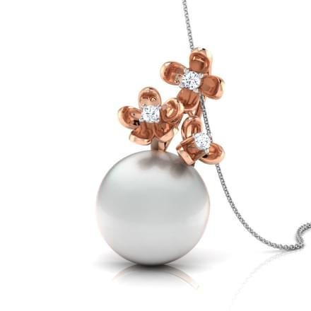 Bloom Pearl Pendant