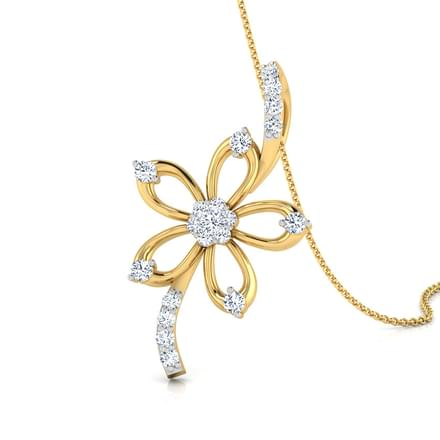 Lily Flower Pendant