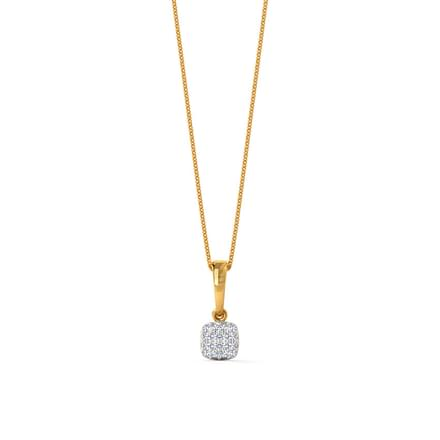 Riley Diamond Truss Pendant