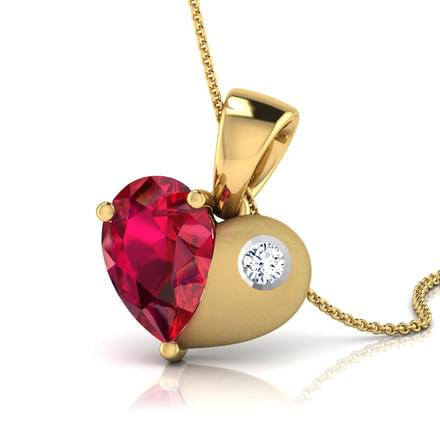 amy sweet love pendant jewellery india online caratlane com