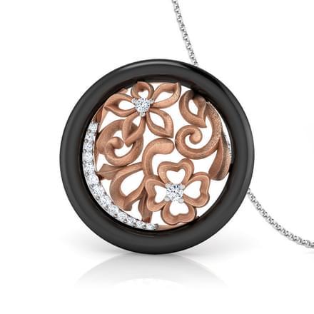 Swirl Shimmer Pendant