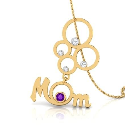 Mom Dangle Pendant