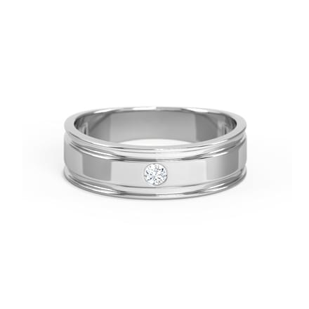 Forever Flush-Set Ring