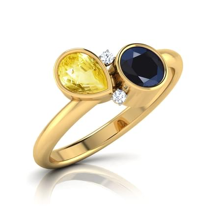 You & I Sapphire Ring