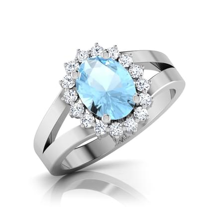 Radiance Topaz Ring