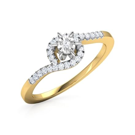 Captive Coronet Ring