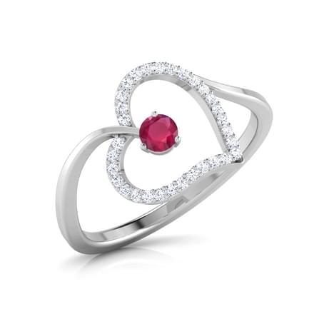 Lovestruck Ruby Ring