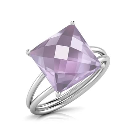 Claire Amethyst Ring