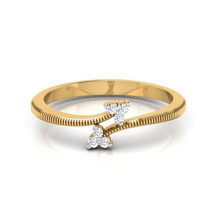 Verity Diamond Ring Jewellery India line CaratLane