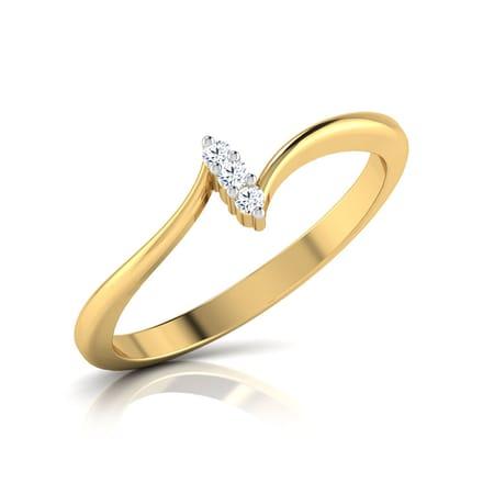Hamesha Sheer Ring