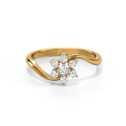 com shop rings india jewellery jeweldaze ring in buy online floral