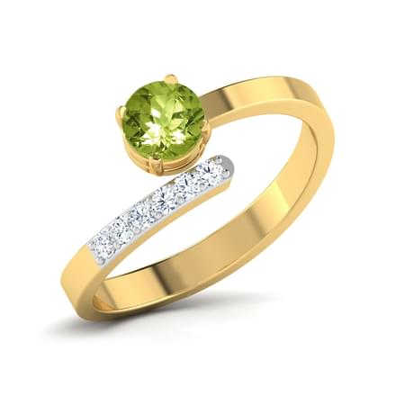 Promise Peridot Ring