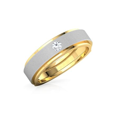 Delicado Diamond Ring for Him Jewellery India line CaratLane