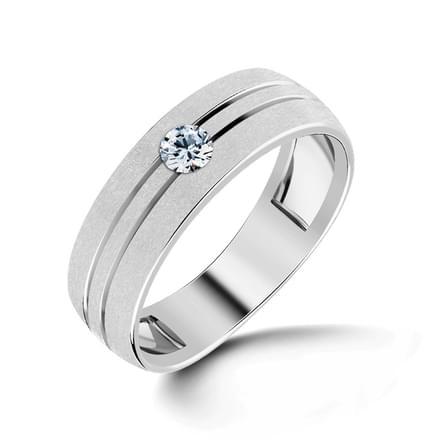 Sempre Diamond Ring for Him
