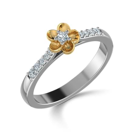 Brilliant Bloom Ring