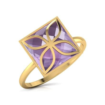 Grandeur Flower Ring
