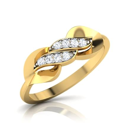 Diamond Tribute Ring