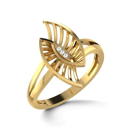 Elaine Diamond Ring
