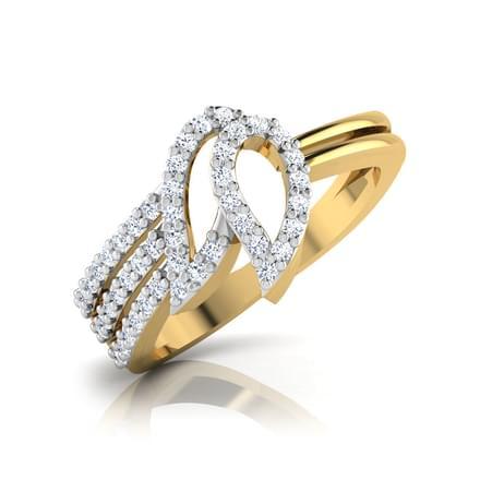 Amity Leaf Ring