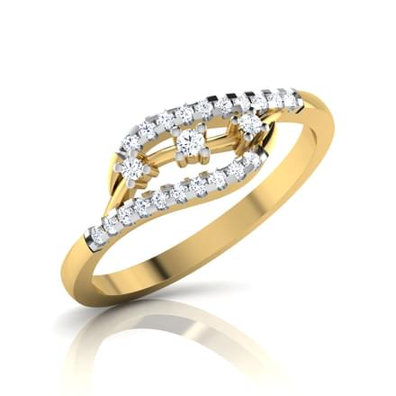 Triumphant 'X' Ring