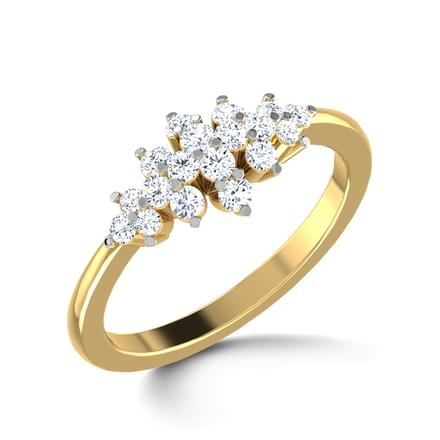 Rhapsody Diamond Ring