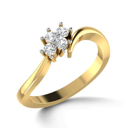 Vibha Diamond Ring