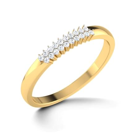 Ethereal Sparkle Diamond Band