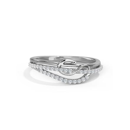 ring engagement saddle wedding bands set eternity platinum diamond london