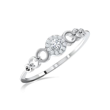 cluster ring carat gold palladium the engagement jewellery platinum products