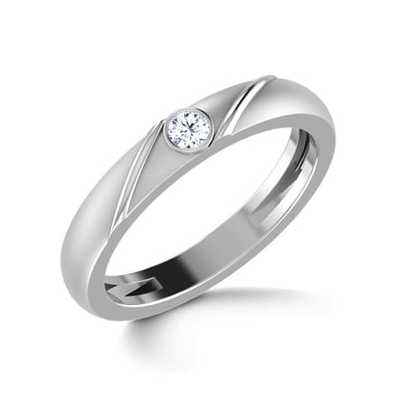 Robert Platinum Ring for Men