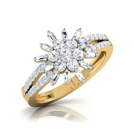 Sunrays Ring