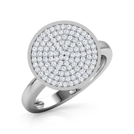 Arissa Disk Ring