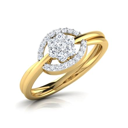 Allure Cluster Ring