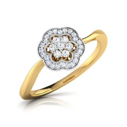 Rose Cluster Ring