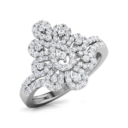 Sasha Curled Ring