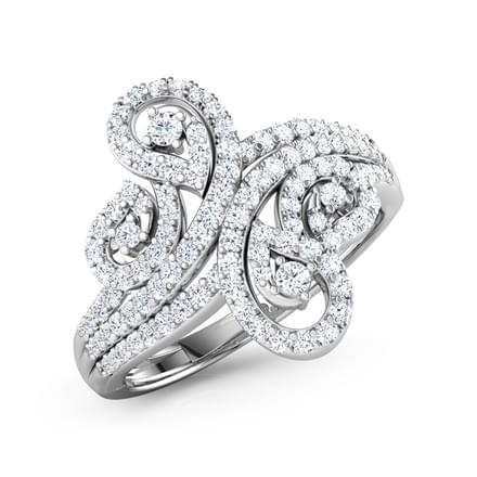 Lisa Twirl Ring