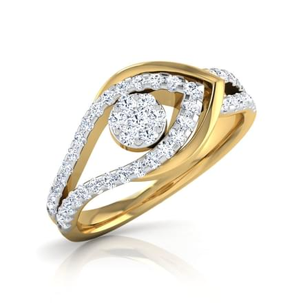 Sely Cluster Ring