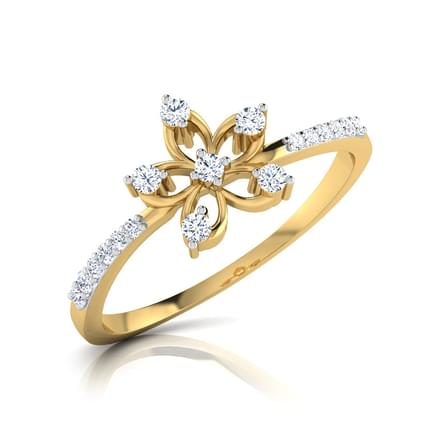 Lily Flower Ring
