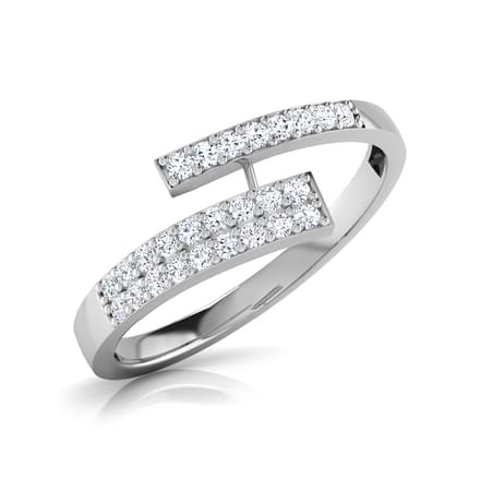 Lidia Crossover Ring