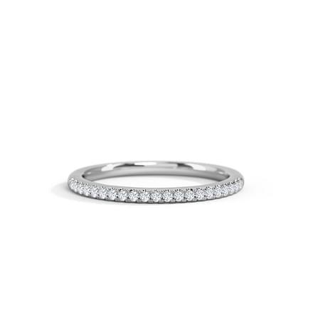 d02155872 Viva Sparkle Diamond Band Jewellery India Online - CaratLane.com