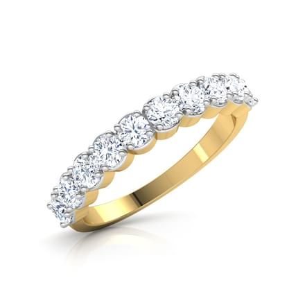 Marini Single Row Diamond Band