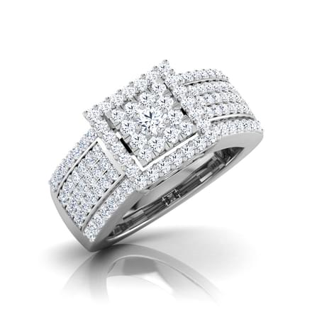 Ella Cluster Ring