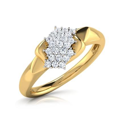 Clarissa Diamond Grandeur Ring