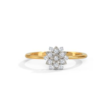 rose sterling large jewelry wish diamond two gift engagement women rings s silver tone proposal vine ring flower c exquisite gold bridal wedding floral