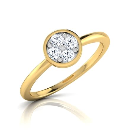Aylin Cluster Diamond Ring