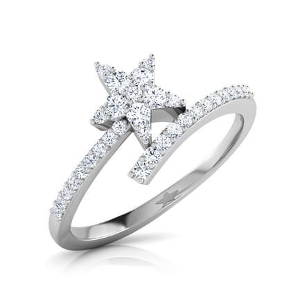 Estrella Star Ring