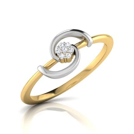 Lailaka Squiggle Ring